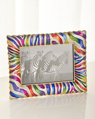 Zebra Frame, 5