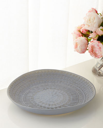 Adrien Grand Bowl  Gray