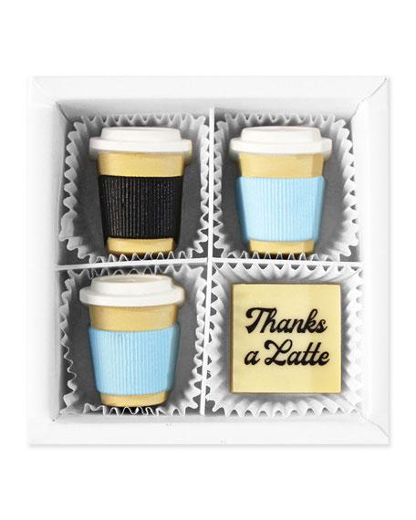 Maggie Louise Latte Chocolates Gift Box