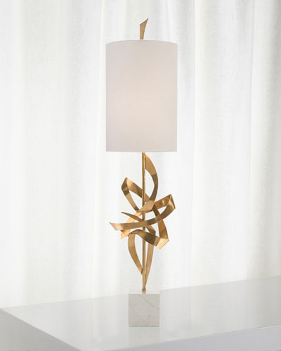 Architectural Table Lamp