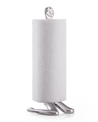 Knee Deep Paper Towel Holder