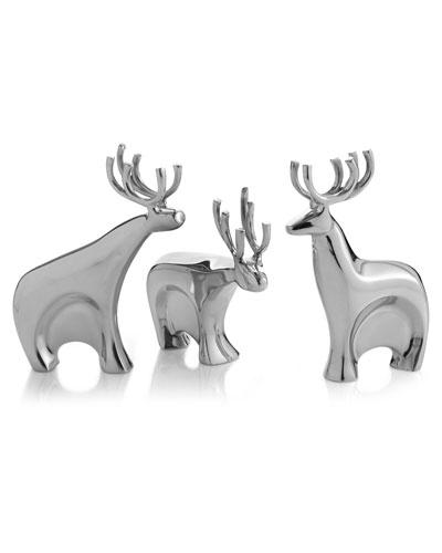 Dasher Reindeer Set