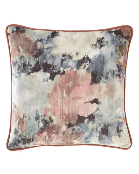 Austin Horn Classics All in Bloom Pillow