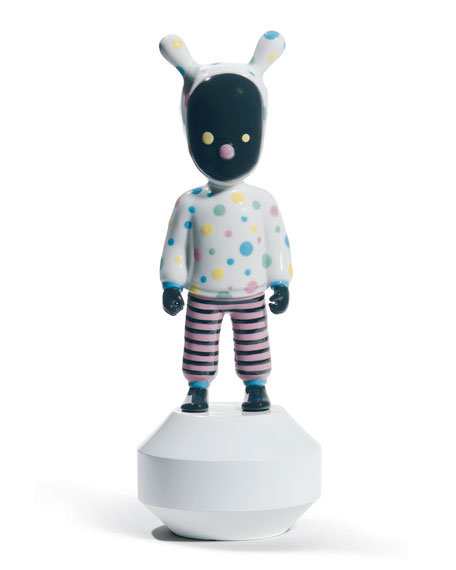"""Lladro """"The Guest"""" Figurine by Devilrobots"""