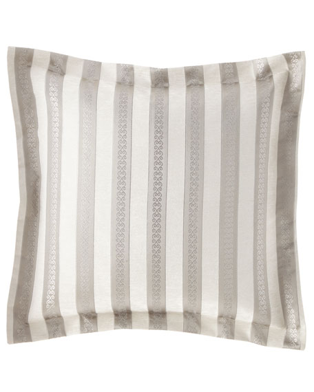 Provence Striped European Sham