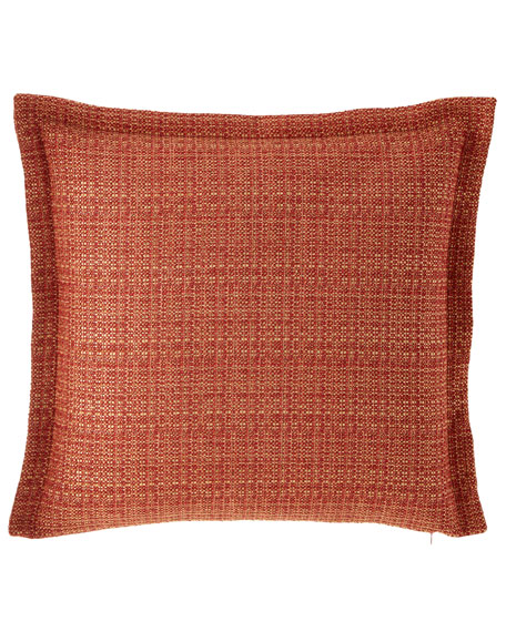 Sherry Kline Home Nottingham Basket-Weave European Sham
