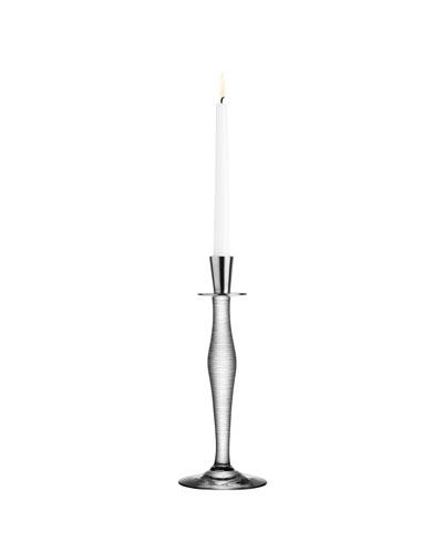 Lines Candlestick Holder