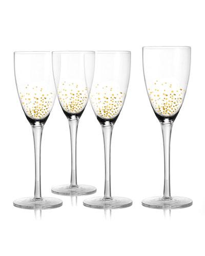 Luster Goblets, Set of 4