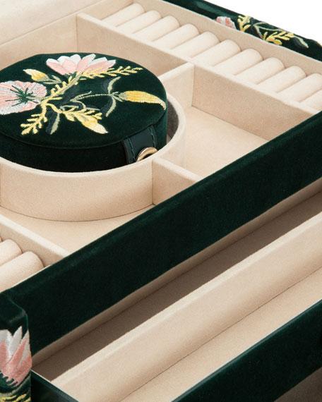 Wolf Designs Zoe Medium Jewelry Box