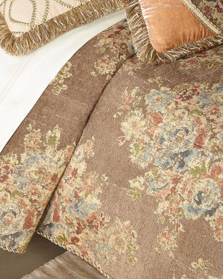 Viburnum Floral Queen Duvet