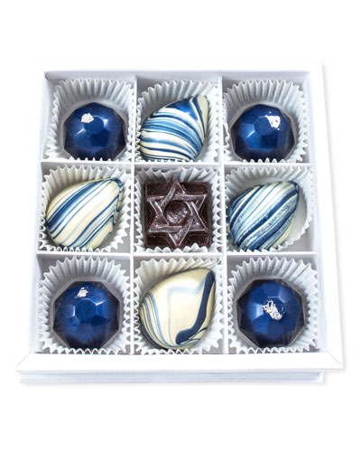 Starry Night Chocolates Gift Box