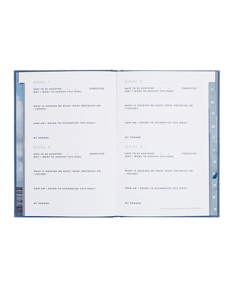 kikki.K Goals Inspiration Journal