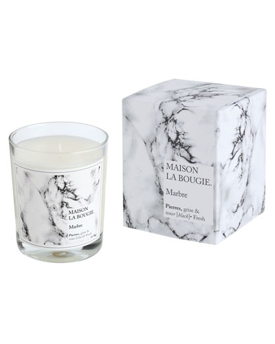 Marbre Scented Candle  6.7 oz./ 180 g