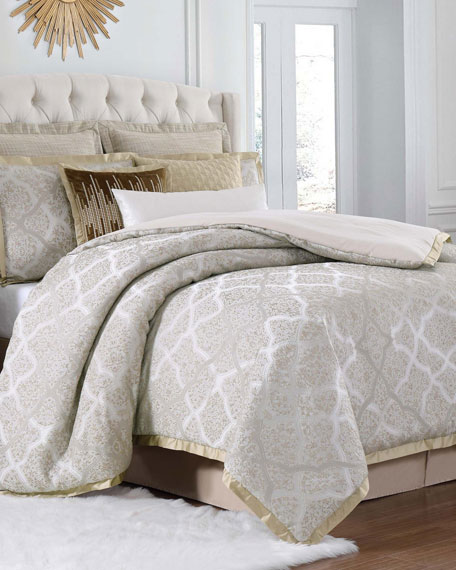Charisma Paloma 4-Piece King Comforter Set