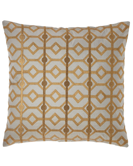 Yasmina Square Pillow