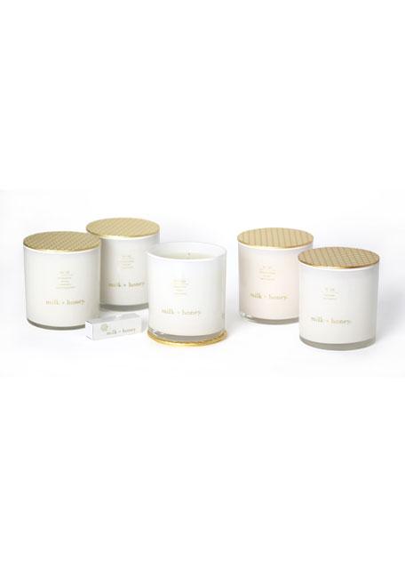 milk + honey Essential Oil Candle No. 46, 8.5 oz./ 251 mL