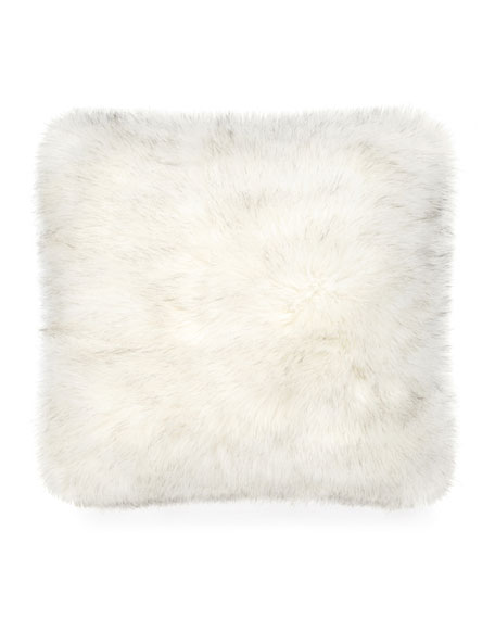 UGG Blizzard Faux-Fur Pillow