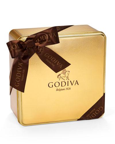 Assorted Chocolate Gift Tin