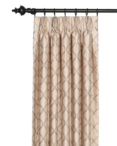 Bardot Curtain Panel, 96