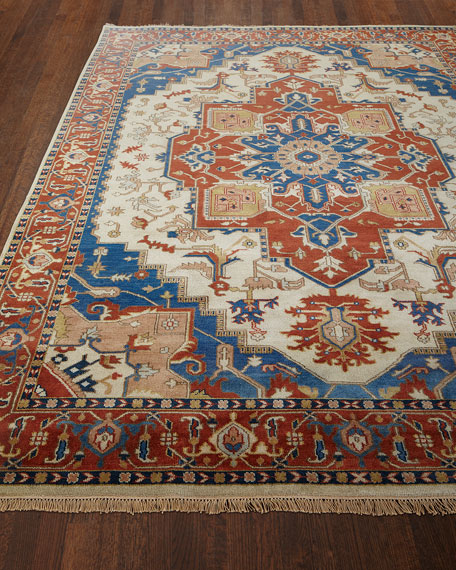 Glorious Hand-Knotted Runner, 2'6