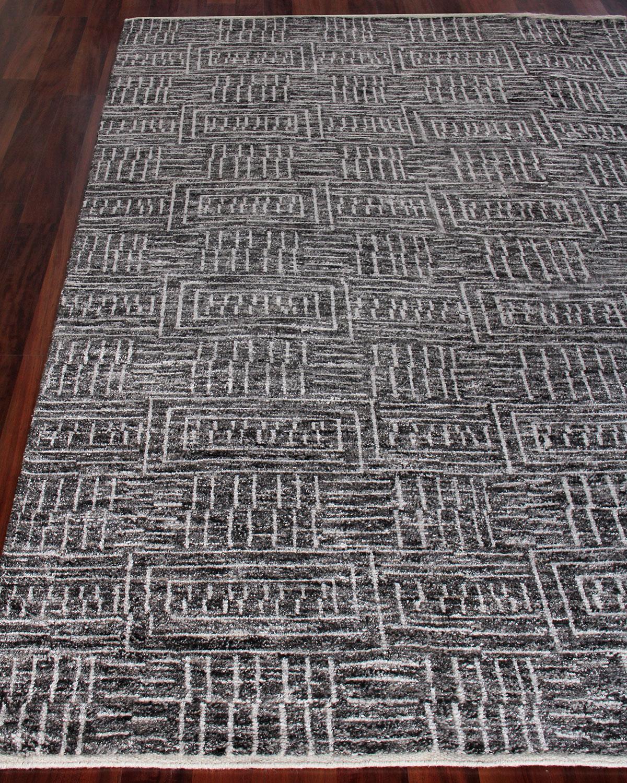 Exquisite Rugs Aldridge Hand Knotted Area Rug 10 X 14 Neiman Marcus