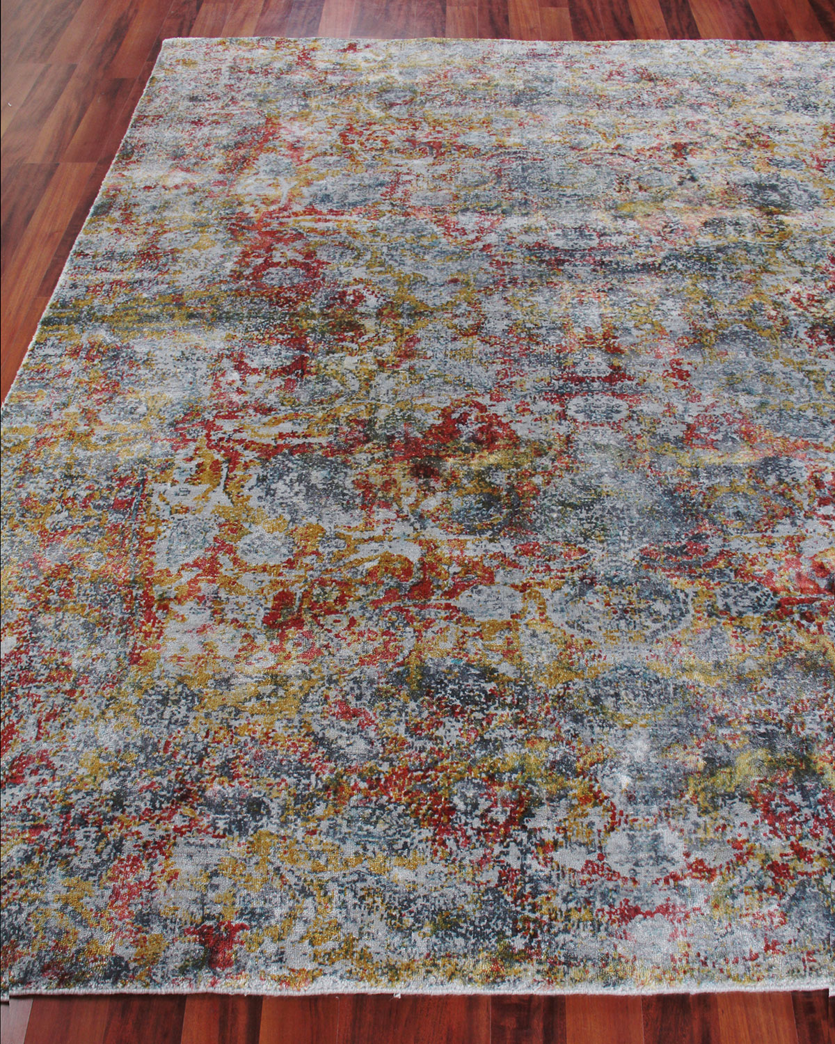 Exquisite Rugs Grissim Hand Knotted Area Rug 10 X 14 Neiman Marcus