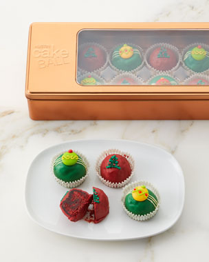Austin Cake Ball Deck The Halls Collection Cake Balls