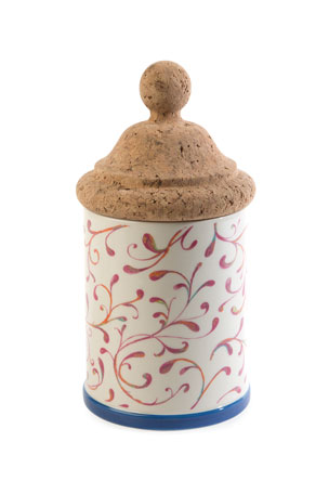 MacKenzie-Childs Carnaby Medium Canister