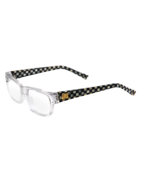 1f90d782428 Eyebobs Not Tonight Square Acrylic Readers