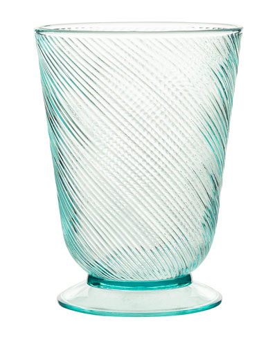 Arabella Acrylic Small Tumbler  Sea Foam