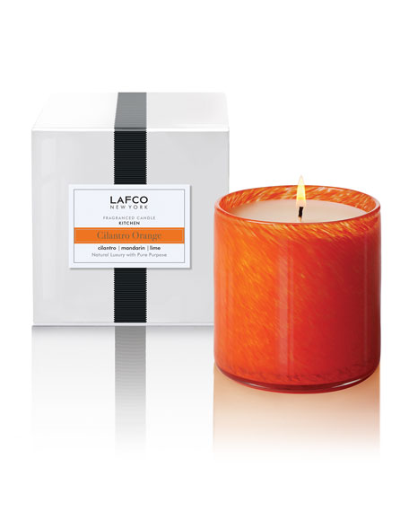 Lafco Cilantro Orange Signature Candle, 15.5 oz./ 440