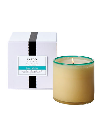 French Lilac Signature Candle  15.5 oz./ 440 g