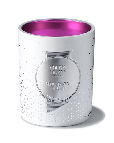 Muddled Plum Single Wick Candle