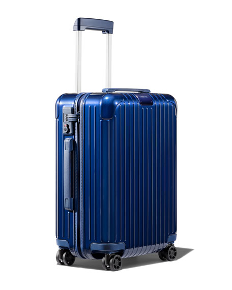 RIMOWA Essential Cabin Spinner Luggage in Blue