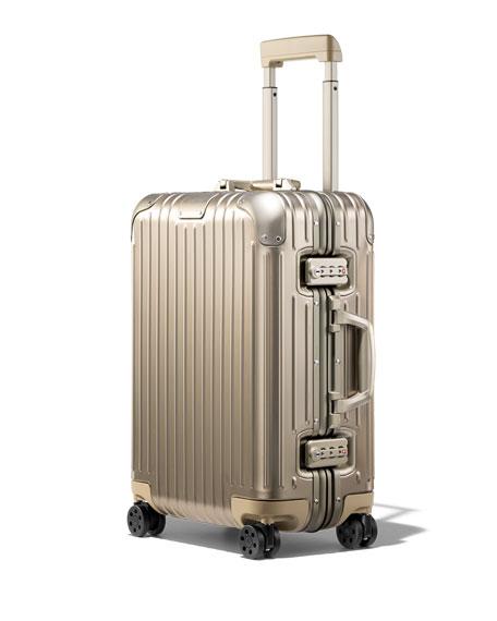 Rimowa North America Original Cabin Spinner Luggage