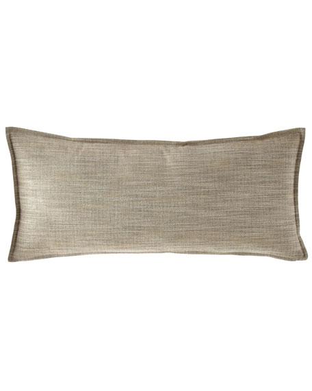 Fino Lino Linen & Lace Inessa Manor Decorative Pillow