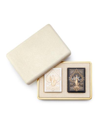 Shagreen Card Case