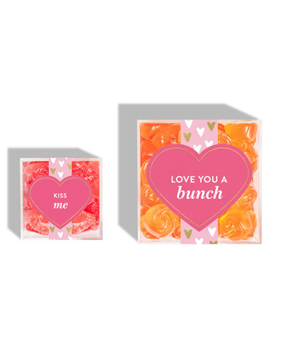 V-Day Small and Large Cube Bundle