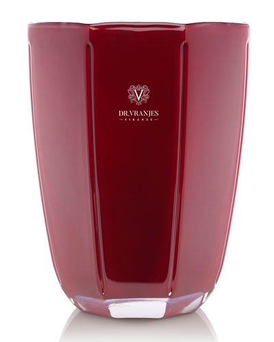 Rose Nobile Red Candle  6000g./ 211.64 oz