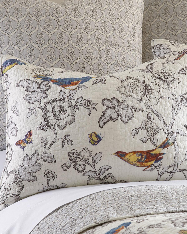 Levtex Mockingbird Twin Quilt Set Neiman Marcus