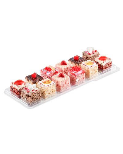 Valentine's Day Rice Krispie Treat 12-Pack