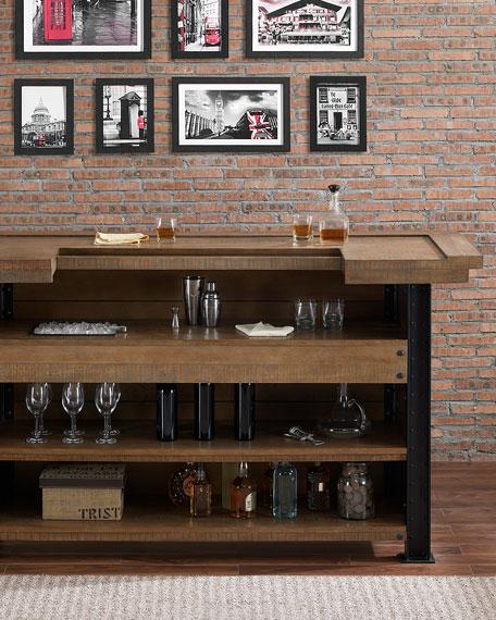 Adriel 3-Piece Bar Set