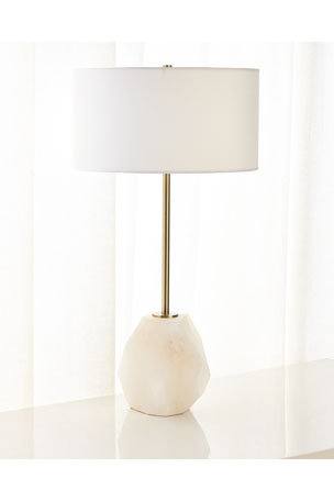 Gem Alabaster Table Lamp