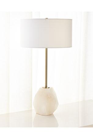 Gem Alabaster Table Lamp