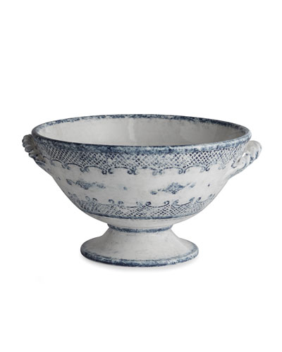 Burano Footed Bowl with Handles