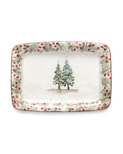Natale Small Tray