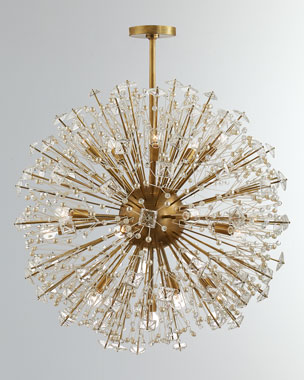 Kate Spade New York Inson Large Chandelier