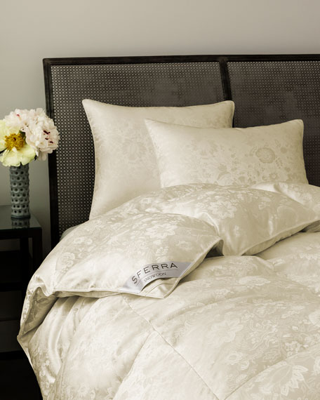 900-Fill Canadian Down Medium Weight King Duvet