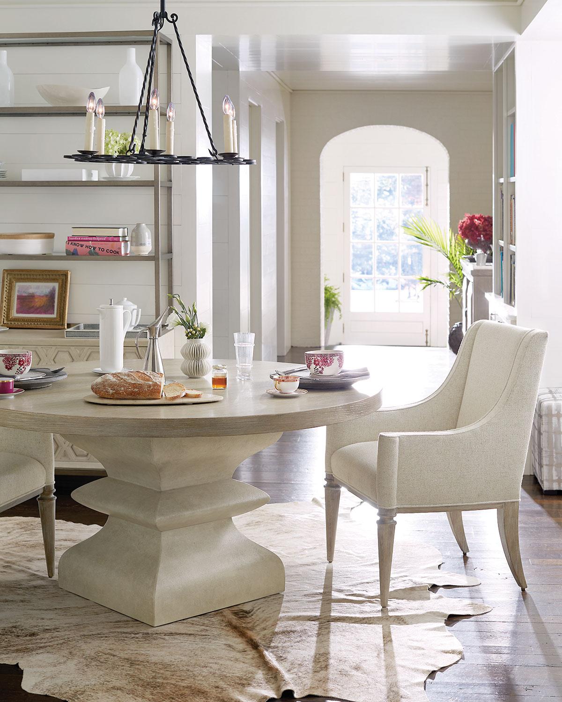 Imported Furniture Online: Bernhardt Santa Barbara Round Dining Table