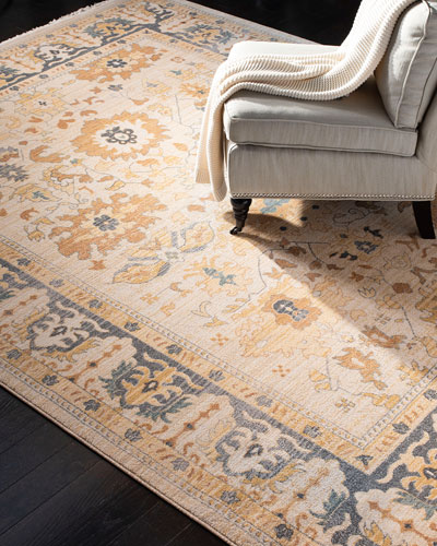 Claire Power-Loomed Rug, 5'1